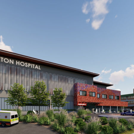 Atherton Hospital Redevelopment