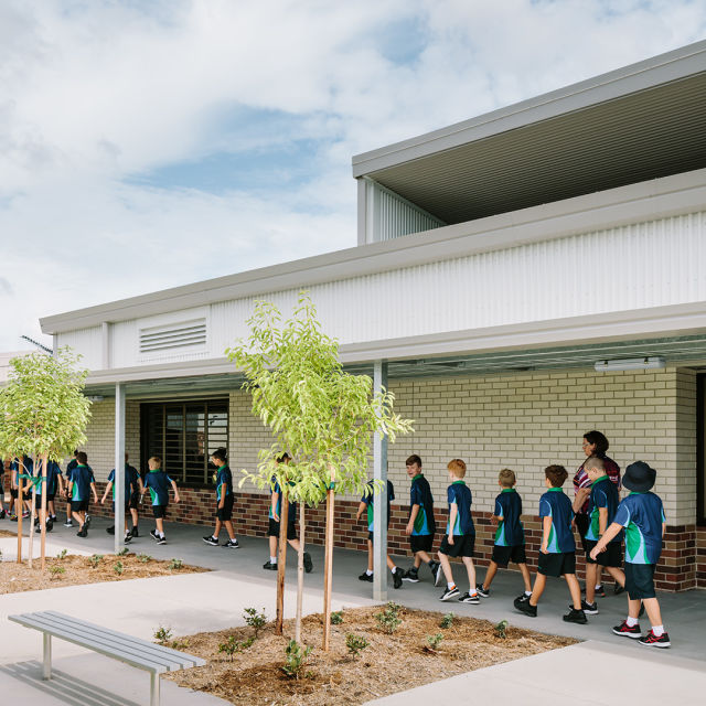 The North Shore State School Stage 1