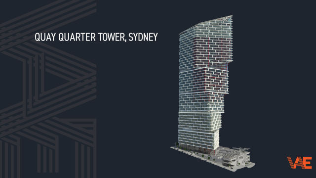 Quay Quarter Tower, Sydney
