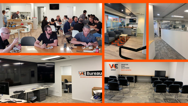 VAE Group Darra office makeover