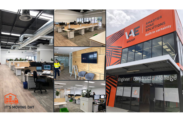 NEW HOME FOR VAE GROUP HEAD OFFICE