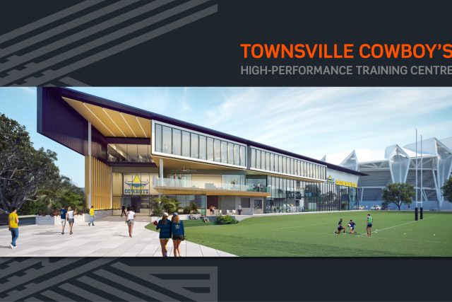 Townsville Cowboy's High Performance Training Centre